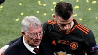 Spain coach Gabino: Don't blame De Gea - this Man Utd team softer than a muffin!