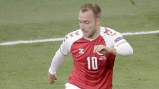 Kane planning tribute for ex-Tottenham teammate Eriksen before Euro 2020 semi-final