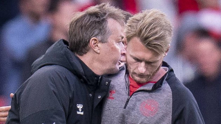 Denmark boss Hjulmand: Eriksen told his teammates 'I think you are feeling worse than I am'