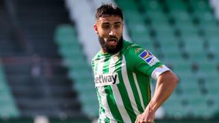 Everton plan January move for Real Betis midfielder Nabil Fekir