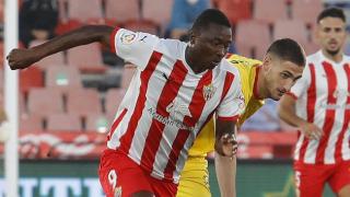 Man City plan bid for Almeria striker Umar Sadiq