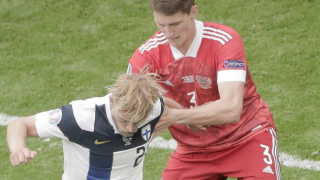 Euro 2020: Miranchuk finds Russia winner to defeat Finland in tense clash