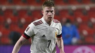 Belgium boss Martinez not ruling out De Bruyne, Hazard facing Italy