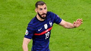 Barcelona striker Griezmann backing France teammates Benzema, Giroud to start scoring