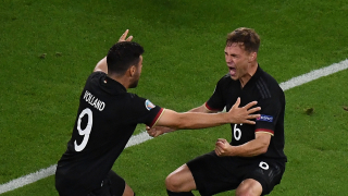 Euro 2020: Germany equalise late against Hungary to set up England tie
