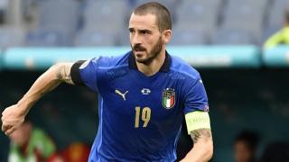 Juventus defender Bonucci  sorry seeing Messi leave Barcelona