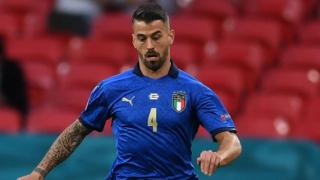 Roma fullback Spinazzola targets November return
