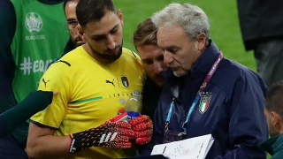 Italy goalkeeper Donnarumma: Impossible to describe what I am feeling