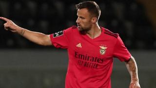 Everton join West Ham, Wolves in battle for Benfica striker Haris Seferovic