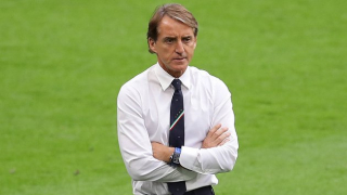 Exclusive: Andrea Mancini hours from Euro final talks dad Roberto, Italy chances & Man City