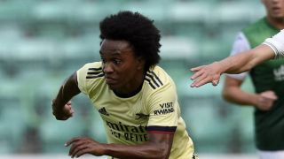Corinthians winger Willian opens up on 'complicated' season at Arsenal