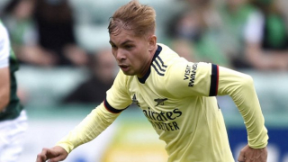 Smith Rowe insists easy decision re-signing with Arsenal amid Aston Villa interest
