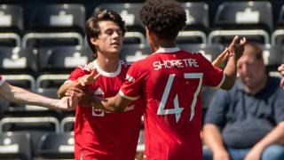 Man Utd boss Solskjaer: Kids played well in QPR defeat