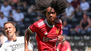 Man Utd boss Solskjaer wishes Chong luck at Birmingham