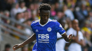 Club Brugge and Leicester agree fee for Kamal Sowah