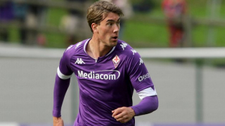Man City target Vlahovic assures Fiorentina fans