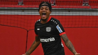 Aston Villa schedule medical for Bayer Leverkusen star Leon Bailey