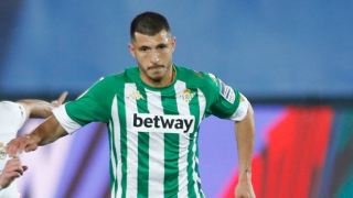 Real Betis midfielder Guido Rodriguez cools Arsenal, Liverpool rumours
