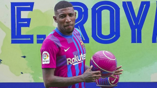 Watch: Emerson Royal presented as new Barcelona signing 'Alves an idol'