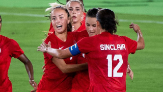 Women's Olympic Football Gold Medal: Canada edge out Sweden in penalty shoot-out
