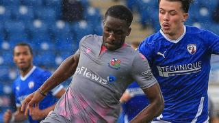 Trialist Olowu again featured as Man Utd U23  defeat Sheffield Wednesday