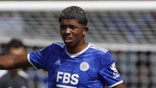 Man Utd keeping tabs on Leicester defender Wesley Fofana