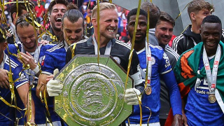 Schmeichel: Being Leicester captain greatest individual honour you can achieve