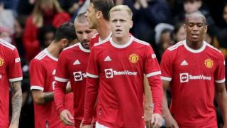 Agent details Van de Beek Man Utd choice: Real Madrid were option