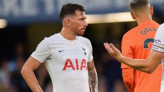 Tottenham midfielder Hojbjerg frustrated after Rennes draw