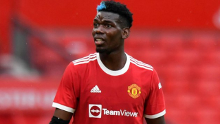 Pogba talks up 'French connection' with new Man Utd teammate Varane