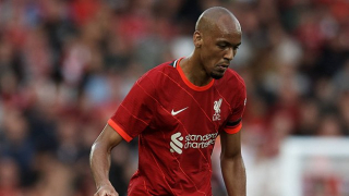 Liverpool midfielder Fabinho: I was hoping we'd sign Raphinha