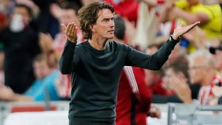 Brentford boss Frank: Crazy knowing Chelsea were lucky to win