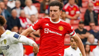 Man Utd captain Maguire to start at Leicester