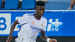 Watch: Vinicius Jr on victory at Valencia 'Real Madrid never give up'