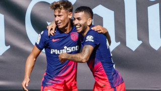 Angel Correa delighted scoring in Atletico Madrid victory