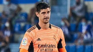Real Madrid goalkeeper Courtois: Facing Italy a useless game