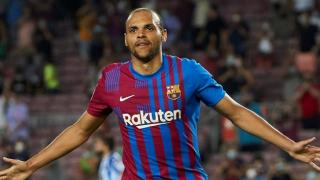 Braithwaite eager to stay after Barcelona goalscoring performance