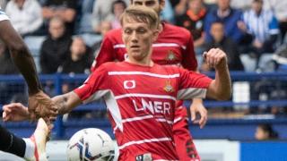 Man Utd midfielder Galbraith wins Wellens praise after Doncaster debut