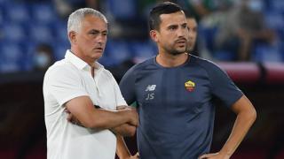 Roma coach Mourinho: I'm happy with sad locker room; an untouchable attitude