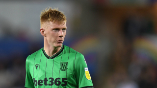 Clucas taunts fans as Stoke go second with Swansea win
