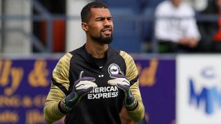 Brighton goalkeeper Robert Sanchez proud making Spain debut