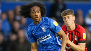 Birmingham manager Bowyer: Chong a credit to Man Utd