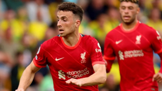 Liverpool striker Diogo Jota on Burnley goal: Great way to start my first full Anfield campaign
