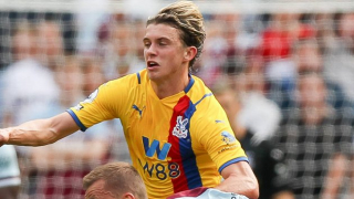 Crystal Palace boss Vieira: Gallagher not yet ready for England