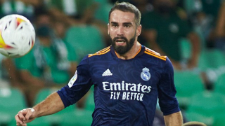 Real Madrid fullback Carvajal forced off during win at Valencia
