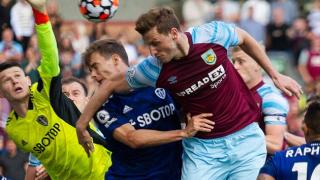 Burnley boss Dyche insists no panic after 'slow season start'