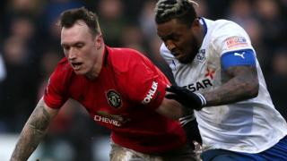 Man Utd defender Jones grateful to Solskjaer for support: I've thanked him