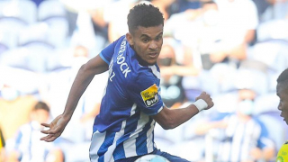 Chelsea, Newcastle battling for Porto attacker Luis Diaz with buyout clause known