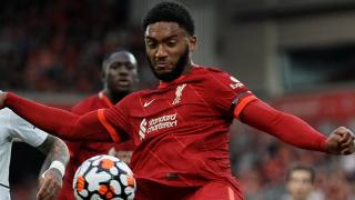 Liverpool defender Gomez: Gordon has no ceiling