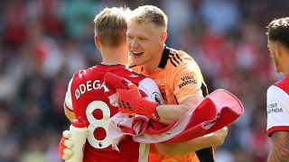 Arsenal goalkeeper Ramsdale: There's leaders here; it's developing